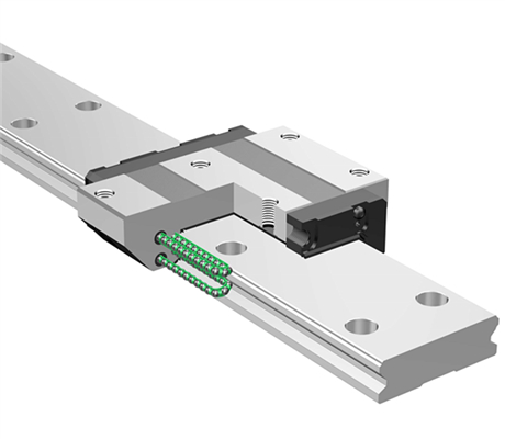 SHW-CR 标准型系列导轨滑块-THK直线导轨